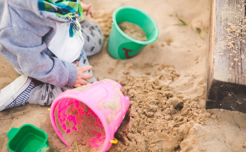 Learning how to have fun withmotherhood