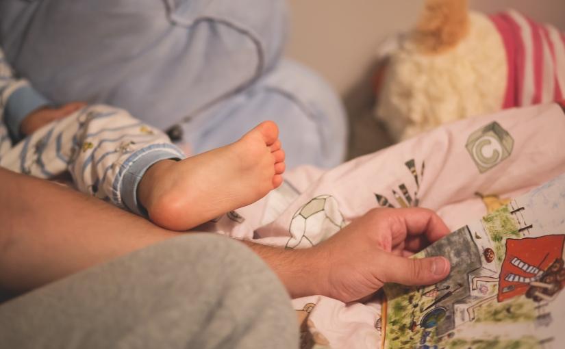 Sick babies make for paranoidmoms