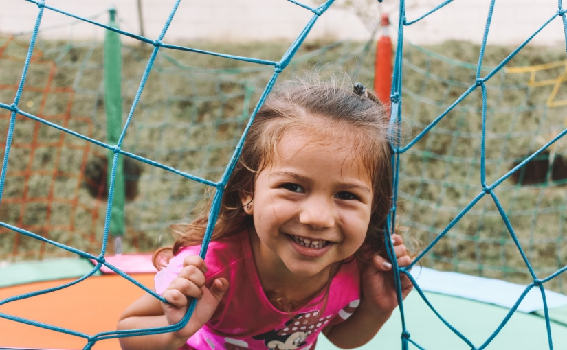 How my toddler shows me that happiness is a state ofmind